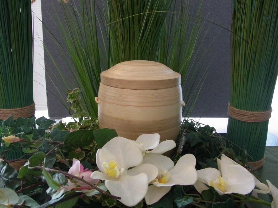 Urne 37 - Bambus