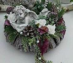Winterliche Blumen 02
