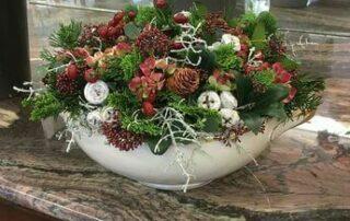 Winterliche Blumen 16